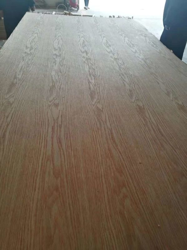 Office BB/CC Moisture Resistant Plywood / Commercial Laminated Plywood Sheets